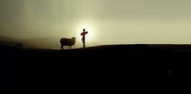 lamb-cross